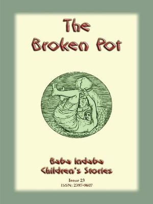 cover image of THE BROKEN POT--A Fairy Tale from India
